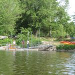 eastmanville bayou universal kayak launch